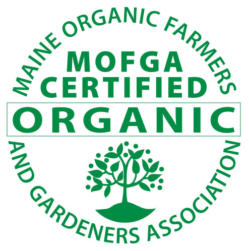 Ask for MOFGA-Certified Organic where you shop