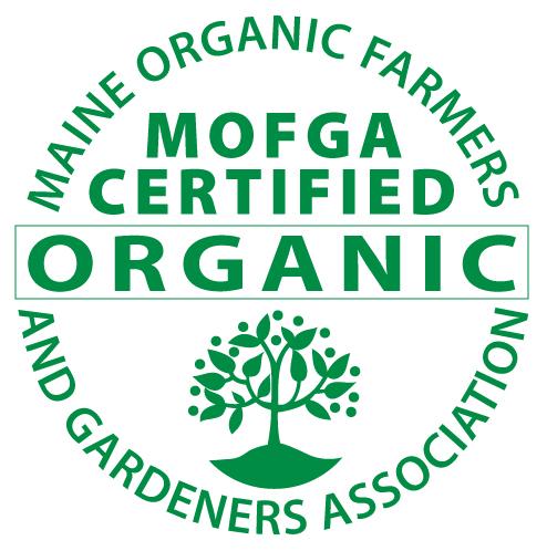 Ask for MOFGA-Certified Organic where you shop
