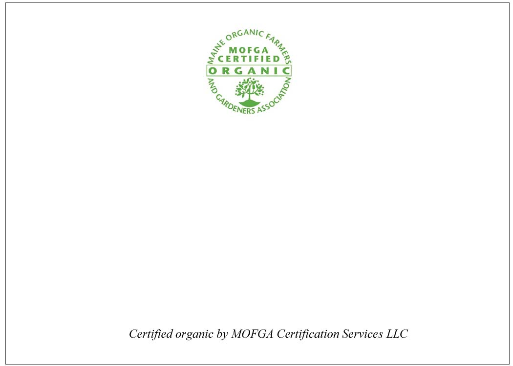 Organic marketing tools mofga certification services avery business card 2 x 35 wide 10 per sheet alramifo Image collections